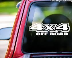 Pair 4X4 OFF ROAD 11.5