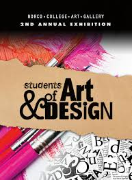 Art Gallery Flyer Students Of And Design