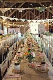 Rustic Reception Outstanding Wedding Decor Ideas Shine On Your