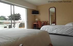 chambre hotes pornic les sablons hôtel 2 étoiles à 200 m de la mer à pornic