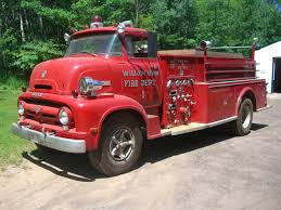 1956 Ford C800 Big Job Cabover Fire Truck. Willow River MN. Engine ... 2015 Kme Brush Truck To Dudley Fd Bulldog Fire Apparatus Blog Ford To Restart Production Of F150 Super Duty After Fortune Murphy Tx Allnew F550 4x4 Mini Pumper Youtube Top 9 Cop Cars Trucks And Ambulances At Woodward 2017 Motor 1963 Cseries Fire Truck With A Pitma Flickr New Deliveries Deep South F 1975 Photo Gallery 1972 66 Firewalker Skeeter