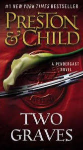 Two Graves Special Agent Pendergast Series 12