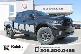 New 2018 Ram 1500 Sport Night Edition Crew Cab | Leather | Sunroof ...