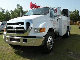 100 F650 Ford Truck 2007 FORD SERVICE TRUCK