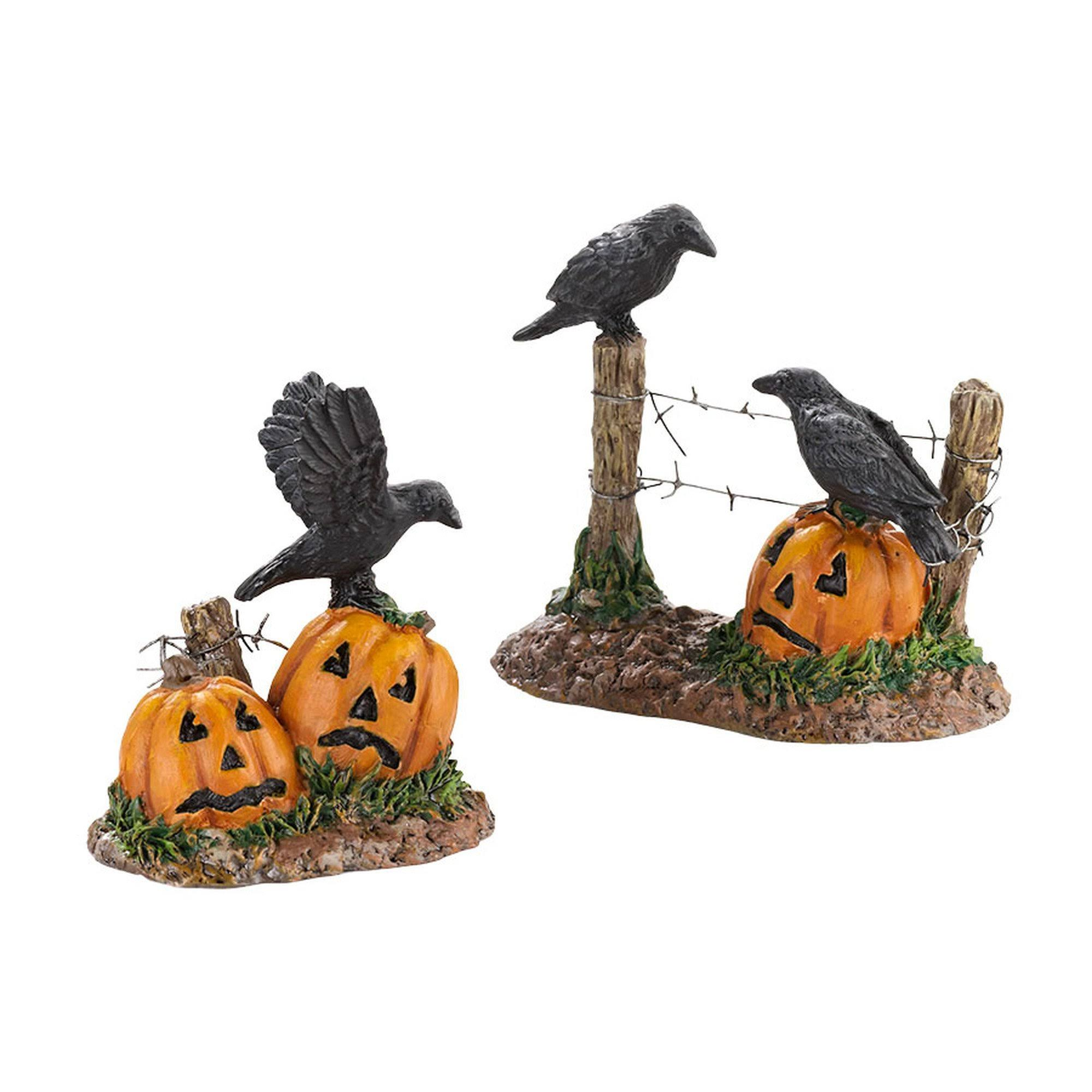 Department 56 Halloween Seasonal Decor