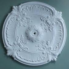 French Style Plaster Ceiling Rose 760mm Dia LPR005