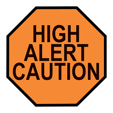 Automated Dispensing Cabinets Manufacturers by Item 17353 High Alert Agent Octagon Vinyl Label For Automated
