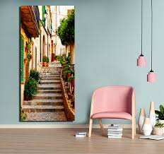 landschaft malerei poster malen färbung auf leinwand malerei wand malen für wohnzimmer fa381