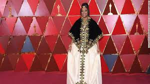 Tiffany Haddish Attends The 90th Annual Academy Awards In Hollywood Traditional Eritrean Attire