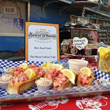 100 Maine Lobster Truck The Lady Phoenix Food S Roaming Hunger