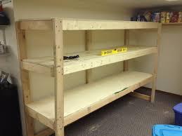 diy wood storage shelves shelving ideas