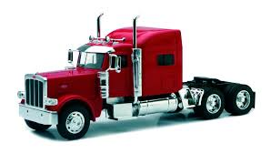 Truck New Ray 1/32 Peterbilt 389 Cab Truck Toy For Kids - YouTube