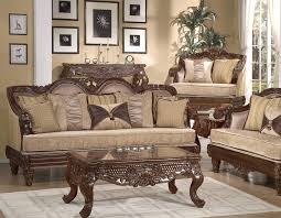 Opulent Design Traditional Living Room Furniture Pleasing