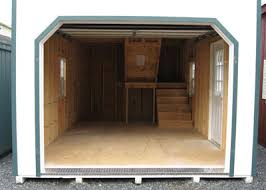 12x12 Shed Plans With Loft by Two Story Storage Sheds Fast Online Ordering 24 7 Alan U0027s