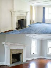 Living Room Makeovers Before And After Pictures by Our Living Room Renovation Before And After The Sweetest Occasion