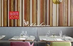 blenheim restaurant west village new york
