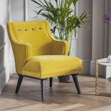 Lola Chair In Mustard Yellow And Grey Velvet Dining Room Furniture High Point Nc