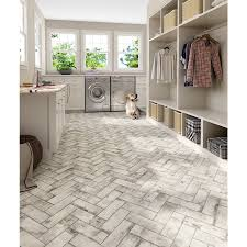 Gbi Tile And Stone Madeira Buff by Style Selections Limited White Porcelain Floor And Wall Tile
