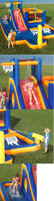 Water Slides 145992: Water Park Inflatable Games Water Slide ... Water Park Inflatable Games Backyard Slides Toys Outdoor Play Yard Backyard Shark Inflatable Water Slide Swimming Pool Backyards Trendy Slide Pool Kids Fun Splash Bounce Banzai Lazy River Adventure Waterslide Giant Slip N Party Speed Blast Picture On Marvellous Rainforest Rapids House With By Zone Adult Suppliers