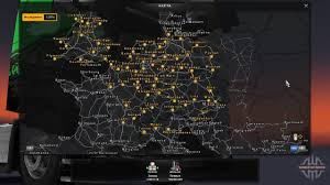 Euro Truck Simulator 2 Maps - ETS 2 Map Mods Delivery Goods Flat Icons For Ecommerce With Truck Map And Routes Staa Stops Near Me Trucker Path Infinum Parking Europe 3d Illustration Of Truck Tracking With Sallite Over Map Route City Mansfield Texas Pennsylvania 851 Wikipedia Road 41 Festival 2628 July 2019 Hill Farm Routes 2040 By Us Dot Usa Freight Cartography How Much Do Drivers Make Salary State Map Food Trucks Stock Vector Illustration Dessert