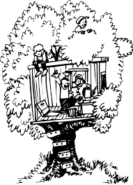 Magic Tree House Coloring Pages Printable 10601