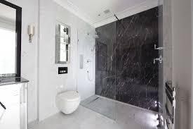 badezimmer aus marmor mit duschabteilung badezimmer