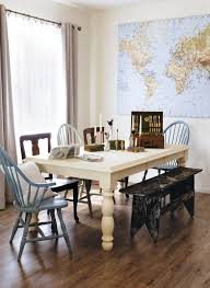 Dining Table Refresh - Flea Market Finds: Home And Garden ... Mismatched Ding Chairs Mismatched Chairs A Ding Arrangement Of Personal Style The Story Of My Stacy Risenmay 85 Best Room Decorating Ideas Country Decor Gallery Interior Inspiration For Dc Metro Contemporary White Dorable Mix Tables Chairsgood And Table Design 5 Tips To Pulling Off Dning Chair Trend Folding Image Photo Free Trial Bigstock