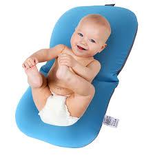 siège de bain pour bébé non tapis de bain antidérapant nouveau né de sécurité support du