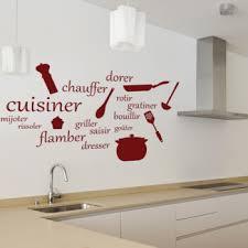 pochoir pour cuisine stickers cuisinier achetez en ligne