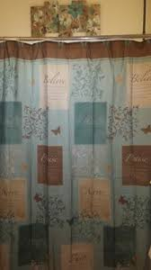 Walmart Bathroom Curtains Sets by Butterfly Blessings Shower Curtain Walmart Com