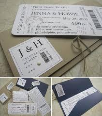 Unique Wedding Invitations Youll Love