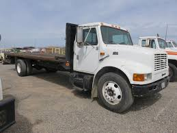 1999 International 4700 DT466E Flatbed Truck | BidCal, Inc. - Live ... 1999 Intertional 9400 Tpi 4700 Bucket Truck For Sale Sealcoat Truck Intertional Fsbo Classifieds Rollback Tow For Sale 583361 File1999 9300 Eagle Semi Trailer Free Image Paystar 5000 Concrete Mixer Pump For Sale Sign Crane City Tx North Texas Equipment 58499 Lot Ta Dump Kybato Quick With Jerrdan 12ton Wrecker Eastern