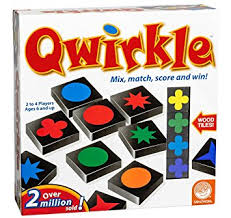 Amazon Qwirkle Board Game Mindware Toys Games