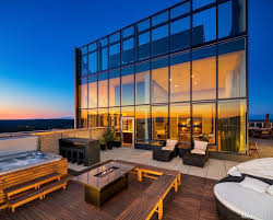 100 Seattle Penthouse Bellevue Wow House Downtown Offers 360 Views Bellevue