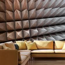 details zu vlies fototapete 3d textur brads braun tapete wohnzimmer wandbilder 3 farbe