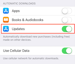 How to Fix iOS 11 Apps Not Updating Automatically on iPhone iTipBox