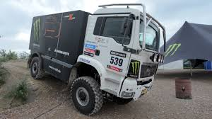 Service Trucks Of Dakar - /DRIVEN - YouTube