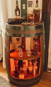 whiskeyfass whiskeyregal spirituosenregal