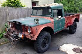 100 Military Pickup Trucks Gladiator 1968 Kaiser Jeep M715 PICKUP TRUCKS