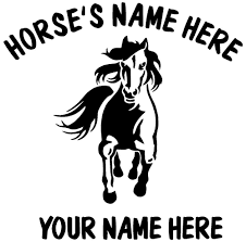 2 X FORWARD RUNNING HORSE DECALS - AWESOME GRAPHICS Fashionable Cute Horse Hrtbeat Decorative Car Sticker Styling In Loving Memory Of Decals Two Quarter Name Date Car Window Amazoncom Eye Candy Signs Running Decal Window Running Horse Truck Trailer Vinyl Decal Decals 7 X70 Ebay Want A Stable Relationship Buy Funny Vinyl Flaming Side Graphics Decal Decals Truck Mustang Trailer Flames Cut Auto Xtreme Digital Graphix Gate Open For Lovers Riders Reflective Heart Creative Cartoon Animal Bull Cow Head Skull Silhouette Body Jdm Art Tilted Cat 14x125cm Noahs Cave