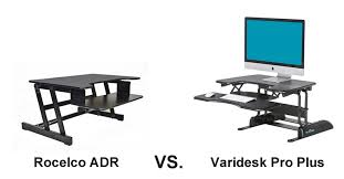 rocelco adr vs varidesk pro plus 36 which converter is better
