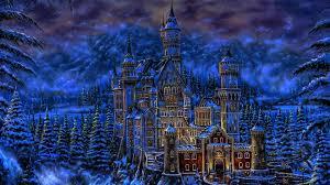 Hammond Castle Halloween 2009 by Wallpapers Castle Castles Fantasy Art 1920x1080 766237 Castle