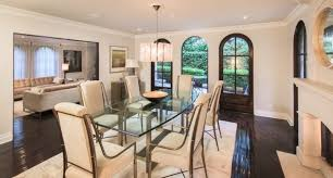 Smartness Ideas Kardashian Dining Room See Inside The Beverly Hills Home Kim Shared With Kris Space Table Decor Chairs Khloe