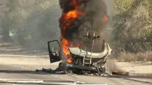 Dangerous Gas Tankers On SoCal Roadways At Center Of Criminal Case ... Anthem Insulation Truck Fire Tanker Truck Driver Dies After Explosion Causes 3alarm Fire Near Many Feared Dead In Lagos Petrol Tanker Nigeria The Three Injured Gnville Daily Gazette Incredible Moment Gas Accident Turns Highway Into A Raging Gas Explodes On Freeway No Injuries Wtop Invesgation Continues Speedway Spill That Caused Italian 2 Scores Hurt Pueblo Massive Oil Downs Power Lines Long Island 3 Killed Dozens Bologna Cnn Video Explosion At Station In Ghanas Capital Kills Dozens Huffpost
