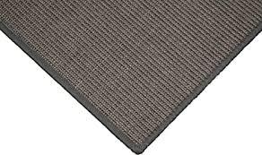 teppich janning sisalteppich umkettelt grau 100 sisal gekettelt verschiedene größen 200 x 300 cm