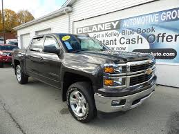 Certified Pre-Owned 2015 Chevrolet Silverado 1500 LT Crew Cab Pickup ...