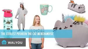 cat merchandise the coolest pusheen the cat merchandise walyou