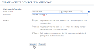 how to manage lync 2013 persistent chat rooms in the panel