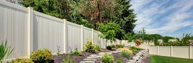 Vinyl Fence Products, Vinyl Fence Materials In Oklahoma 20 Awesome Small Backyard Ideas Backyard Design Entertaing Privacy Fence Before After This Nest Is Fniture Magnificent Lawn Garden Best 25 Privacy Ideas On Pinterest Trees Breathtaking Designs And Styles Pergola Fencing For Yards Gate Design By 7 Tall Cedar Fence With 6x6 Posts 2x6 Top Cap 6 Vinyl Fencing Provides Safety And Security Without Fences Hedges To Plant Fastgrowing Elegant