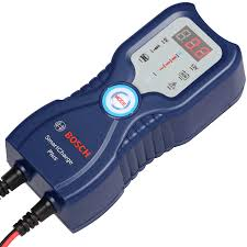 100 Heavy Duty Truck Battery Charger SmartCharge Plus Bosch Auto Parts